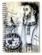 Arapaho Cheyenne Spiral Notebook