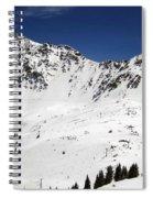 Arapahoe Basin Ski Resort - Colorado          Spiral Notebook