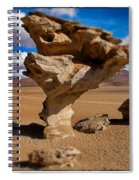 Arbol De Piedra Select Focus Spiral Notebook