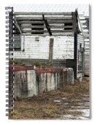Arcadia Florida State Livestock Market I Poster Look Spiral Notebook