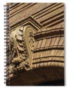 Arch Key Spiral Notebook