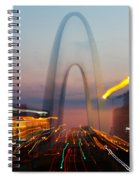 Arch Special Effect Spiral Notebook