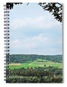 Arch To Austria Spiral Notebook