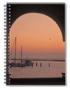 Arch View Spiral Notebook