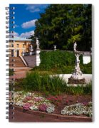 Archangelskoe 1. Russian Versal Spiral Notebook