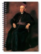 Archbishop William Henry Elder Spiral Notebook