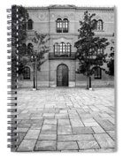 Archbishop's Palace Granada Spiral Notebook