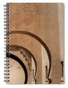 Arches  Spiral Notebook