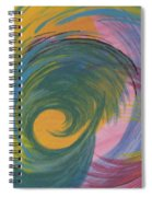 Arches  Swirls Spiral Notebook