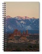 Arches National Park Spiral Notebook