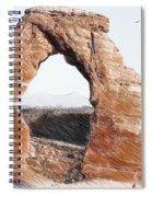Arches National Park-utah Spiral Notebook