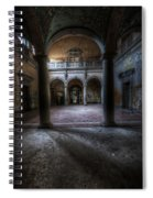 Arches Of Beauty  Spiral Notebook