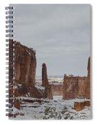 Arches Park Avenue Spiral Notebook