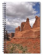 Arches Park Avenue Spiral Notebook