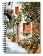 Archi E Orci Spiral Notebook
