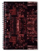 Architect Of The Future Spiral Notebook