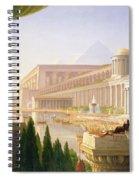 Architects Dream Spiral Notebook