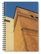 Architectural Close Up 1 Spiral Notebook