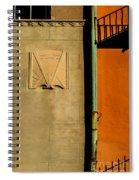 Architectural Detail 1a Spiral Notebook