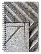 Architectural Detail 2 Spiral Notebook