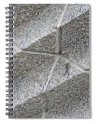 Architectural Detail 3 Spiral Notebook