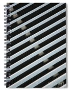 Architectural Detail Spiral Notebook