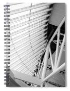 Architectural Details Spiral Notebook