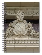 Architectural Embellishments Spiral Notebook