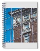 Architectural Juxtaposition Spiral Notebook