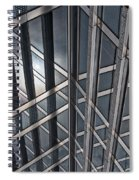 Architectural Lines Spiral Notebook
