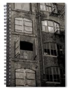 Architectural Ruins Spiral Notebook