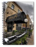 Architecture And Places In The Q.c. Series Snooty Fox Spiral Notebook