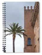 Architecture In Old Palma. Spiral Notebook