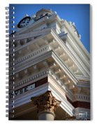 Architecture In The Morgan County Court House Spiral Notebook