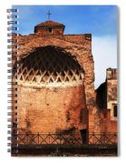Architecture Of Italy Spiral Notebook