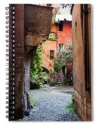Arco Degli Acetari Spiral Notebook