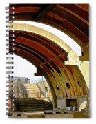 Arcosanti Spiral Notebook