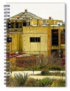 Arcosanti II Spiral Notebook