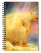 Arctic Wonders Spiral Notebook