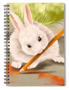 Are You Hungry? Spiral Notebook
