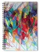 Elul 2 Spiral Notebook