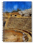Arena Spiral Notebook
