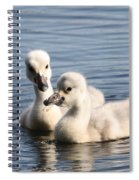 Aren't You Going To Share? Spiral Notebook