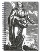 Aristippus Of Cyrene, Ancient Greek Spiral Notebook