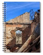 Arivaca Ruins Spiral Notebook