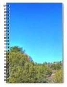 Arizona Bell Rock Spiral Notebook