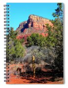 Arizona Bell Rock Valley N3 Spiral Notebook