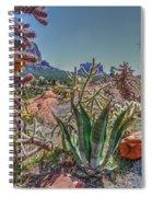 Arizona Bell Rock Valley N7 Spiral Notebook