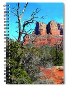 Arizona Bell Rock Valley 1 Spiral Notebook