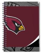 Arizona Cardinals Spiral Notebook